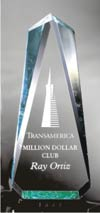 Faceted Obelisk (Medium)